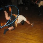Double Foot Hooping