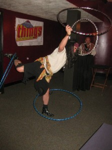 Yo Ho Hooping!