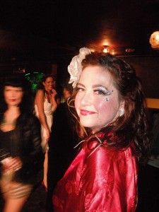 Rose City School of Burlesque Graduate