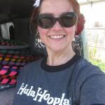 HulaHoopla Ringer T-Shirt