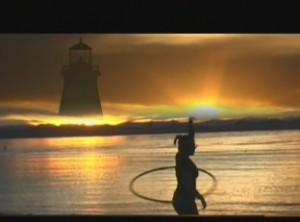 Lake Havasu Sunset Hooping